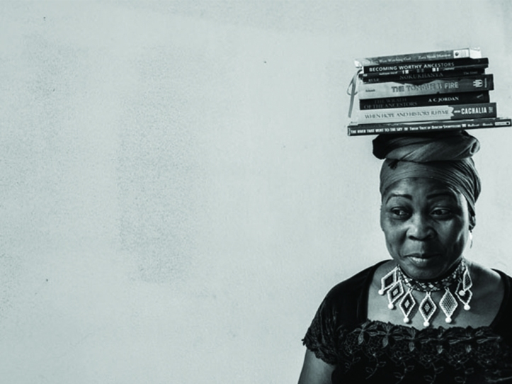 Gcina Mhlophe, Mother of books